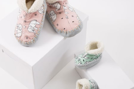 Make Cosy Slippers!