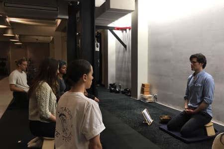 Group Meditation and Mindfulness