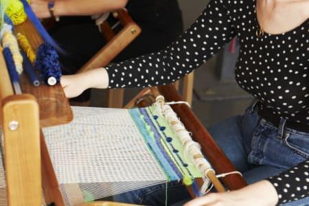 Freestyle Weaving Workshop