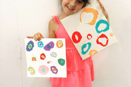 Totally Textiles Parties for Kids