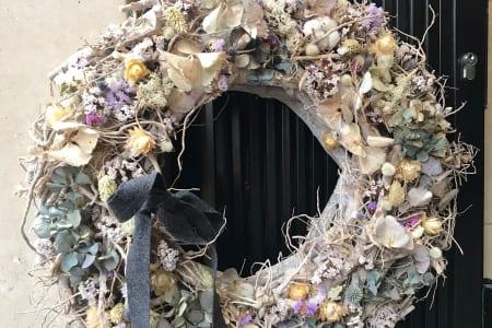 Seasonal Wreath Workshop/Class - Skandi Style