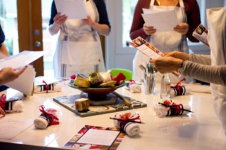 Moroccan Feast Class taught by Professional Chef