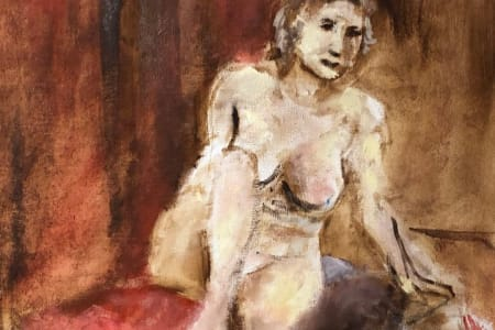 Life Drawing and Painting - Saturday Afternoon
