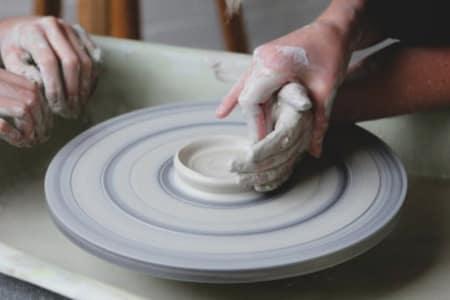 Ceramics on the Wheel at Trinity Art Studios (Trinity Buoy Wharf)