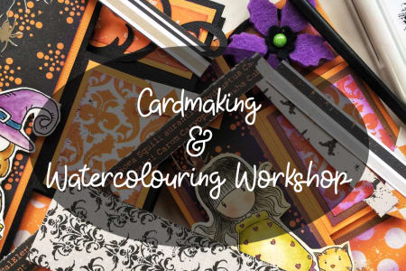 Cardmaking and Watercolouring
