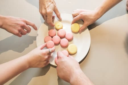 Make Iconic French Macarons