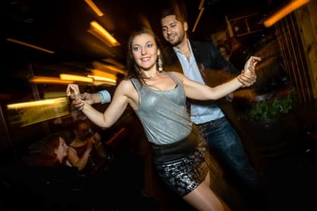 Cuban Salsa Class - All Levels