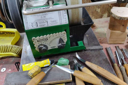 Sharpening your Hand Tools