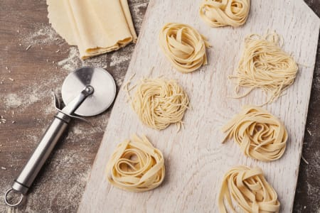 Pasta Making Masterclass With a Professional Italian Chef
