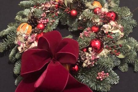 Christmas Wreaths Making Workshop
