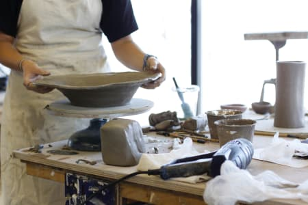 An Introduction to Ceramics - Handbuilding and Surface Decoration (Evening Course)