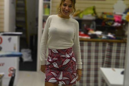 Skirt Making For Beginners