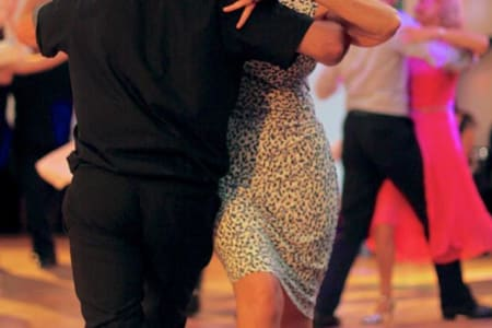 Improvers Course to Ballroom Dancing