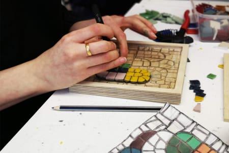 Evening Mosaic Course - Direct Method