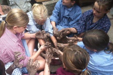 Children's Clay Camp (8-13 yrs)