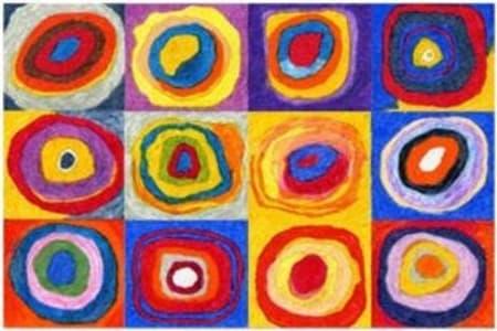 Paint Kandinsky!