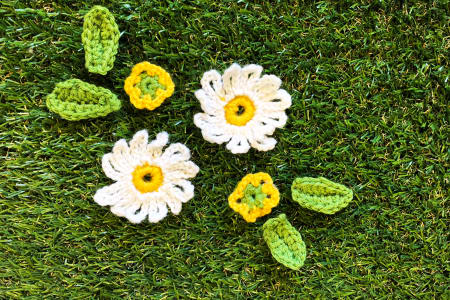 Introduction to Crochet Flowers with Annie Windley