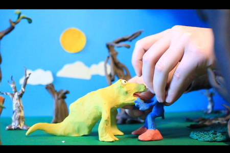 Children's Stop-Motion Animation Workshop