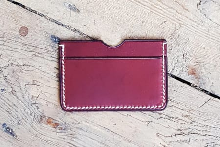 Leather Workshop - Make a Card Case