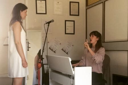 Voice and Performance Coaching with Nicole Gill