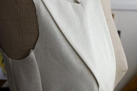 3 Day Tailoring Workshop: Jacket
