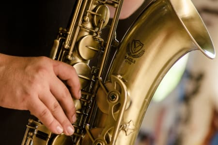 Introduction to Saxophone at London Saxophone School