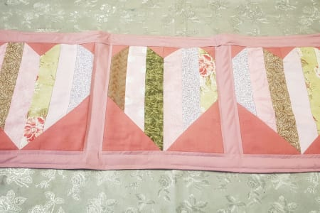 Introduction to Quilting - Table Runner
