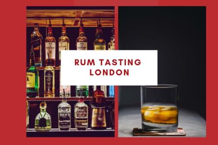 Rum Tasting in London