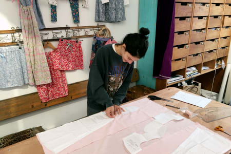 Weekly Sewing & Fashion Classes