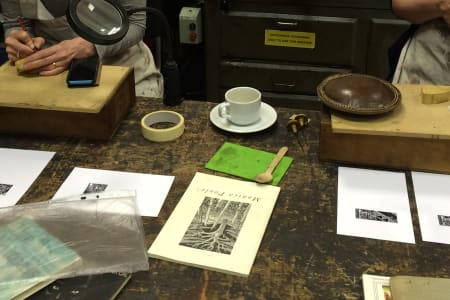 Introduction to Wood Engraving (4 Weeks)