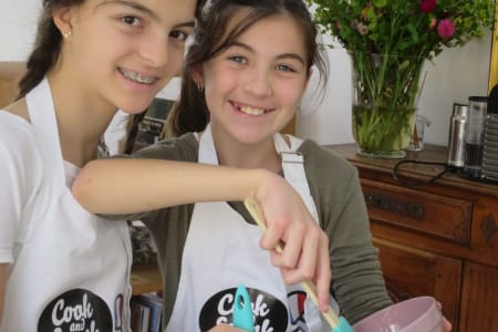 Half-Term French and cooking class for young students