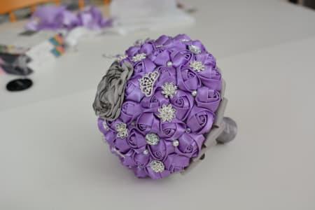 Create your own Keepsake Wedding Bouquet