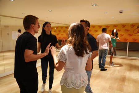Corporate Dance and Mental Wellbeing Classes