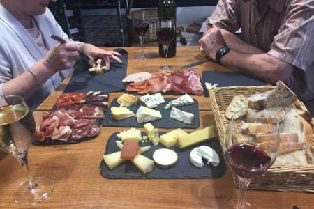 Cotes Du Rhone Wine Tasting with Charcuterie and Cheese