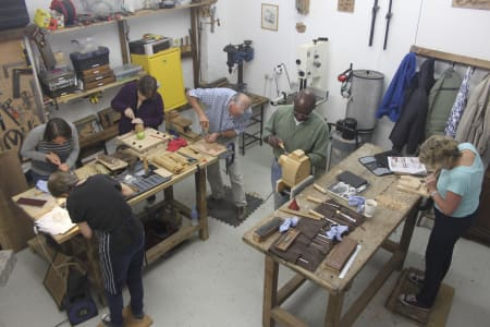 Woodcarving - Beginners and Intermediate level.