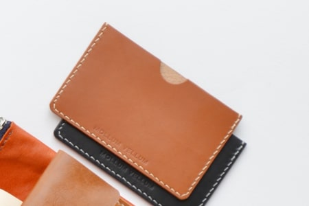 Leathercraft Workshop : Leather Card Holder Making (Taster's Class)