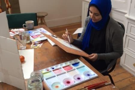 Intermediate Watercolour Course