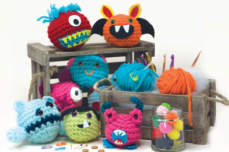 Beginner Amigurumi Crochet