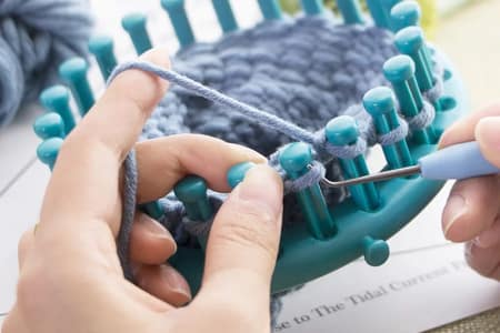 Fancy Loom Knitting Workshop