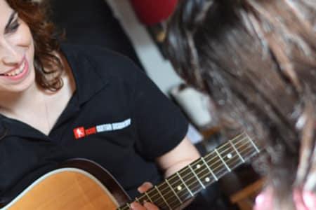 Advanced Guitar Lessons