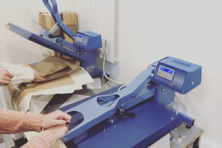 Metallic Printing Workshop