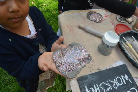 Childrens' Mosaic & Ceramic Parties