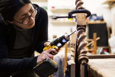 Furniture Restoration and Upholstery Workshop