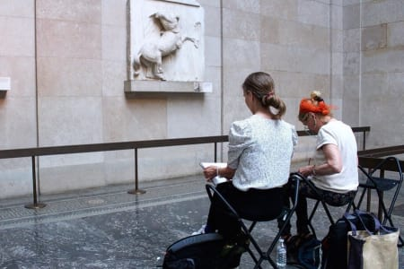 British Museum - Half or Full-Day Drawing Workshop