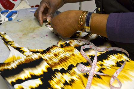 Garment Alteration Workshop
