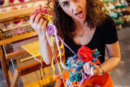Spin This! Learn to Spin Your Own Yarn