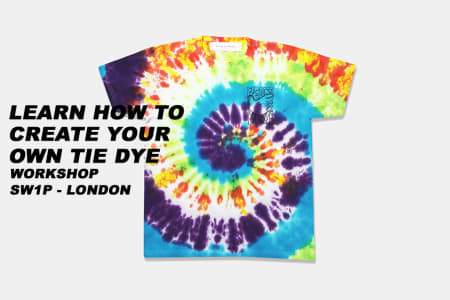 TieDye - Create your own Design