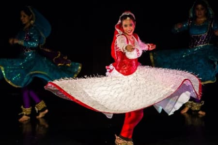 Bollywood RnB Fusion Dance Class