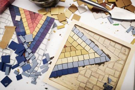 One Day Direct Method Mosaic Workshop