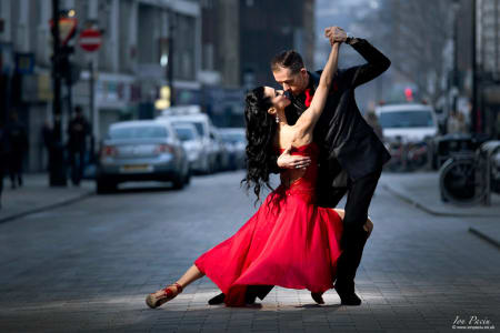 Private Tango Class